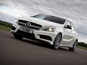 Ver foto 7 de Mercedes Clase A A45 AMG W176 UK 2013