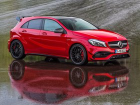 Fotos de Mercedes AMG A45 4MATIC W176 2015