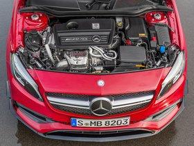 Ver foto 13 de Mercedes AMG A45 4MATIC W176 2015