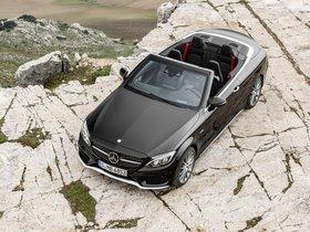 Ver foto 1 de Mercedes AMG C 43 4MATIC Cabriolet A205 2016