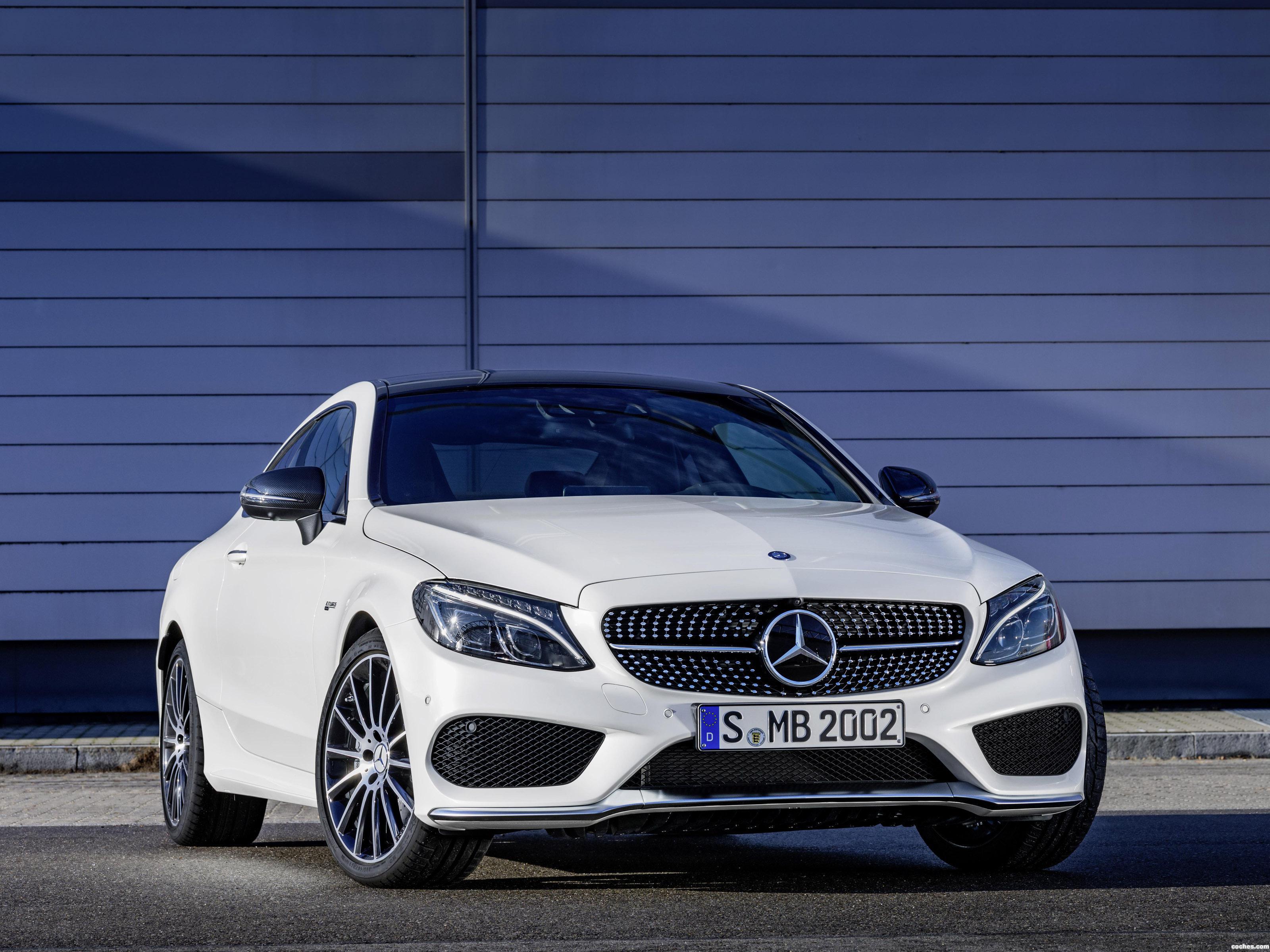Foto 0 de Mercedes C43 4MATIC Coupe C205 2016