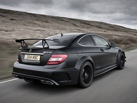 Ver foto 15 de Mercedes Clase C 63 AMG Black Series Coupe C204 UK 2012