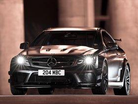 Ver foto 13 de Mercedes Clase C 63 AMG Black Series Coupe C204 UK 2012