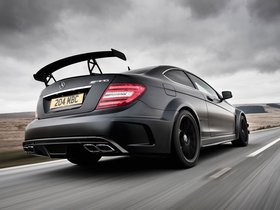 Ver foto 12 de Mercedes Clase C 63 AMG Black Series Coupe C204 UK 2012