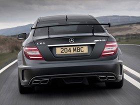 Ver foto 11 de Mercedes Clase C 63 AMG Black Series Coupe C204 UK 2012