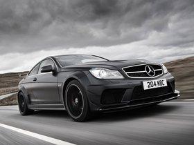 Ver foto 10 de Mercedes Clase C 63 AMG Black Series Coupe C204 UK 2012