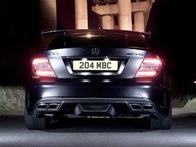Ver foto 9 de Mercedes Clase C 63 AMG Black Series Coupe C204 UK 2012
