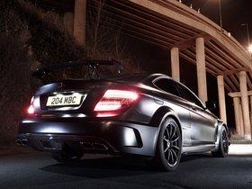 Ver foto 8 de Mercedes Clase C 63 AMG Black Series Coupe C204 UK 2012