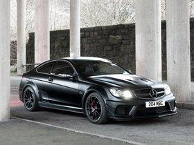 Ver foto 4 de Mercedes Clase C 63 AMG Black Series Coupe C204 UK 2012