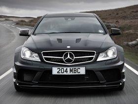 Ver foto 1 de Mercedes Clase C 63 AMG Black Series Coupe C204 UK 2012