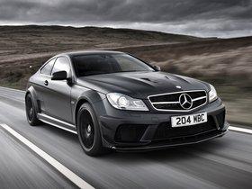 Ver foto 23 de Mercedes Clase C 63 AMG Black Series Coupe C204 UK 2012