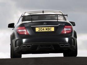 Ver foto 19 de Mercedes Clase C 63 AMG Black Series Coupe C204 UK 2012