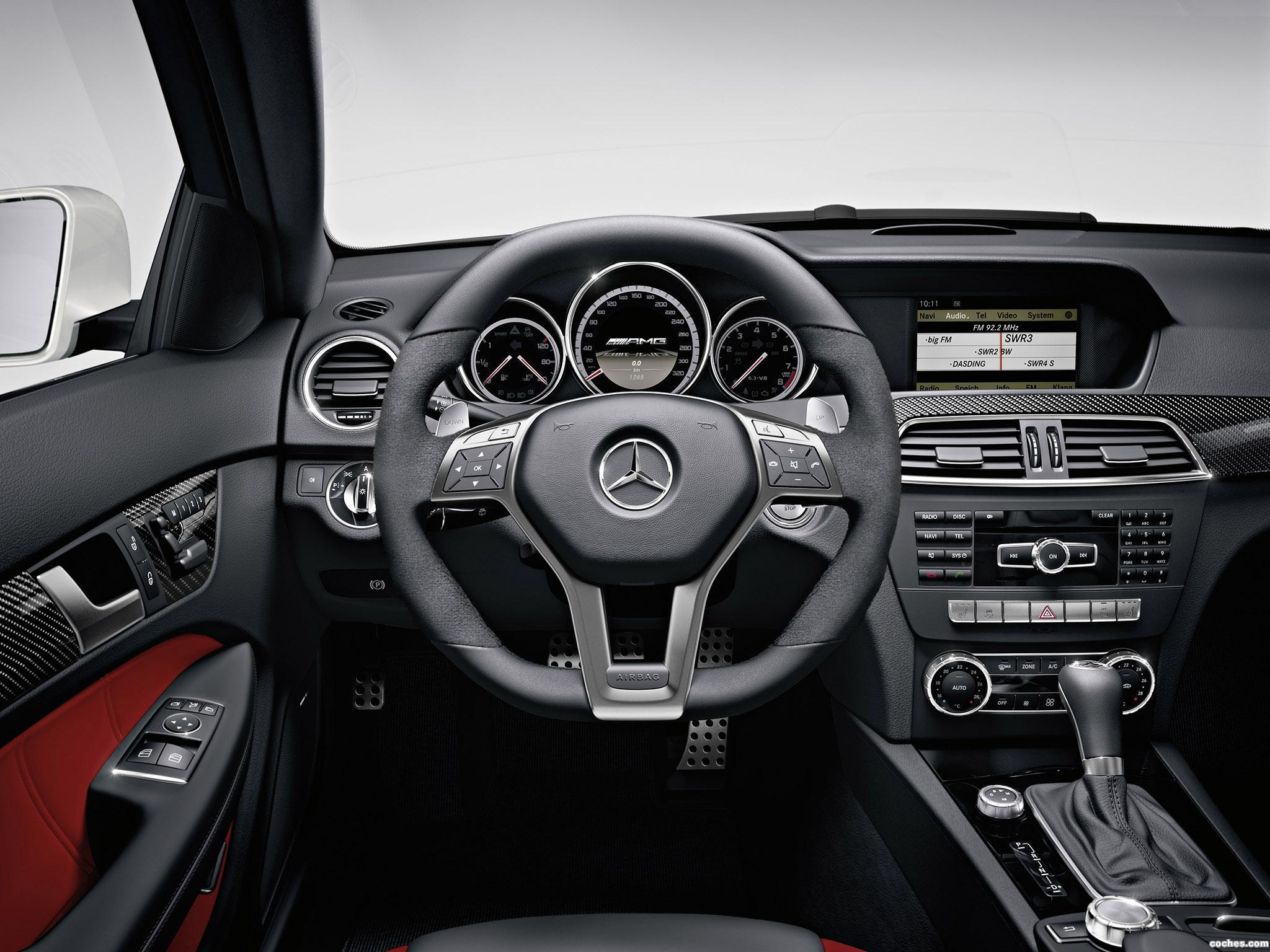 Foto 31 de Mercedes Clase C AMG C63 Coupe  2011