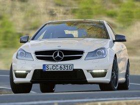 Ver foto 23 de Mercedes Clase C AMG C63 Coupe  2011