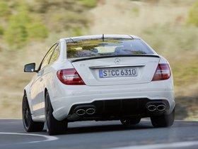 Ver foto 22 de Mercedes Clase C AMG C63 Coupe  2011