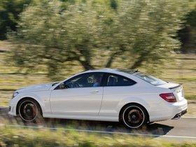 Ver foto 10 de Mercedes Clase C AMG C63 Coupe  2011