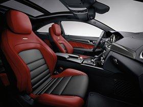 Ver foto 30 de Mercedes Clase C AMG C63 Coupe  2011