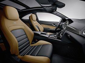 Ver foto 29 de Mercedes Clase C AMG C63 Coupe  2011