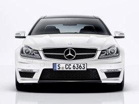 Ver foto 26 de Mercedes Clase C AMG C63 Coupe  2011
