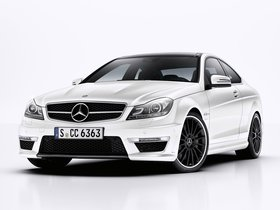 Ver foto 25 de Mercedes Clase C AMG C63 Coupe  2011