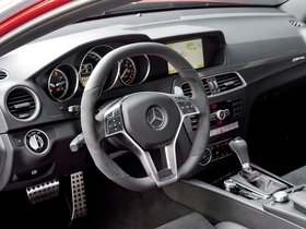 Ver foto 20 de Mercedes Clase C AMG C63 Coupe Black Series C204 2011