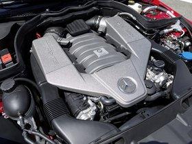 Ver foto 18 de Mercedes Clase C AMG C63 Coupe Black Series C204 2011
