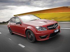 Ver foto 2 de Mercedes C63 AMG Estate Edition 507 S204 Australia 2013