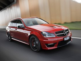 Ver foto 6 de Mercedes C63 AMG Estate Edition 507 S204 Australia 2013