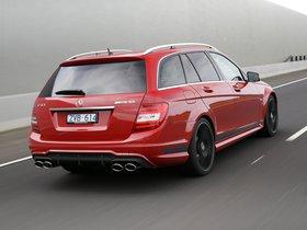 Ver foto 5 de Mercedes C63 AMG Estate Edition 507 S204 Australia 2013