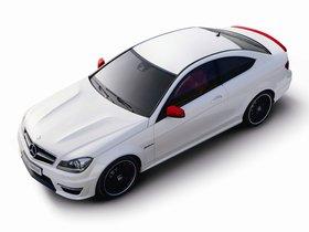 Ver foto 3 de Mercedes Clase C Coupe AMG C63 Limited C204 2013