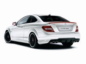 Ver foto 2 de Mercedes Clase C Coupe AMG C63 Limited C204 2013