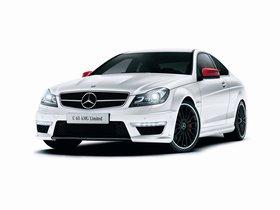 Fotos de Mercedes Clase C Coupe AMG C63 Limited C204 2013