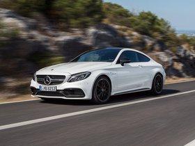 Ver foto 14 de Mercedes AMG C63 S Coupe C205 2015