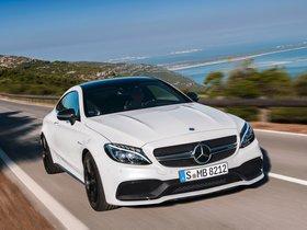 Ver foto 10 de Mercedes AMG C63 S Coupe C205 2015