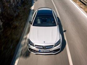Ver foto 3 de Mercedes AMG C63 S Coupe C205 2015