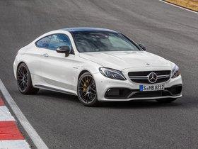 Fotos de Mercedes Clase C Coupe