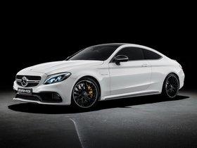 Ver foto 27 de Mercedes AMG C63 S Coupe C205 2015