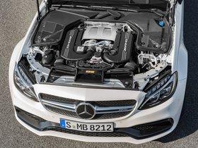 Ver foto 23 de Mercedes AMG C63 S Coupe C205 2015