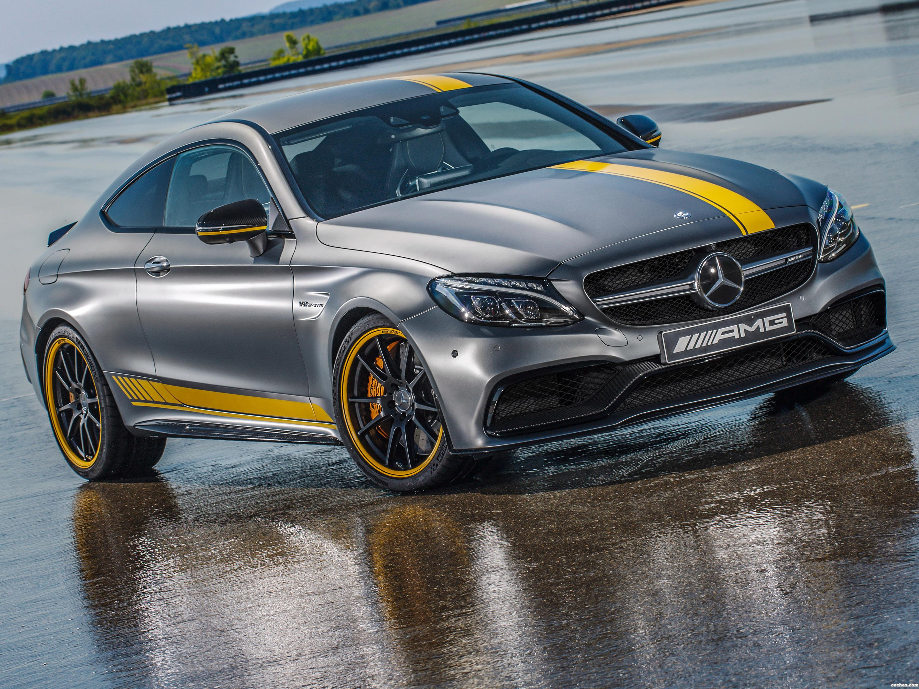 Foto 0 de Mercedes AMG C 63 S Coupe Edition 1 C205 2016