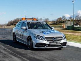 Ver foto 7 de Mercedes AMG C63 S Estate F1 Medical Car S205 2015