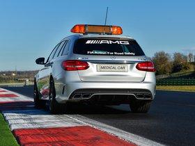 Ver foto 6 de Mercedes AMG C63 S Estate F1 Medical Car S205 2015