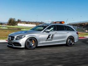 Ver foto 5 de Mercedes AMG C63 S Estate F1 Medical Car S205 2015