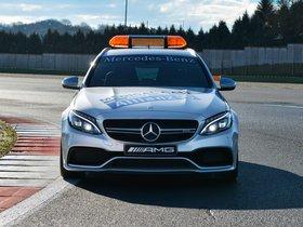 Ver foto 3 de Mercedes AMG C63 S Estate F1 Medical Car S205 2015