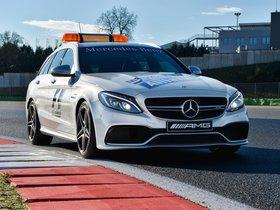 Ver foto 2 de Mercedes AMG C63 S Estate F1 Medical Car S205 2015