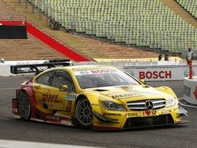 Ver foto 7 de Mercedes Clase C DTM C204 2012