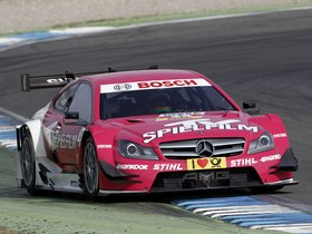 Ver foto 17 de Mercedes Clase C DTM C204 2012