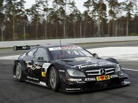 Ver foto 14 de Mercedes Clase C DTM C204 2012