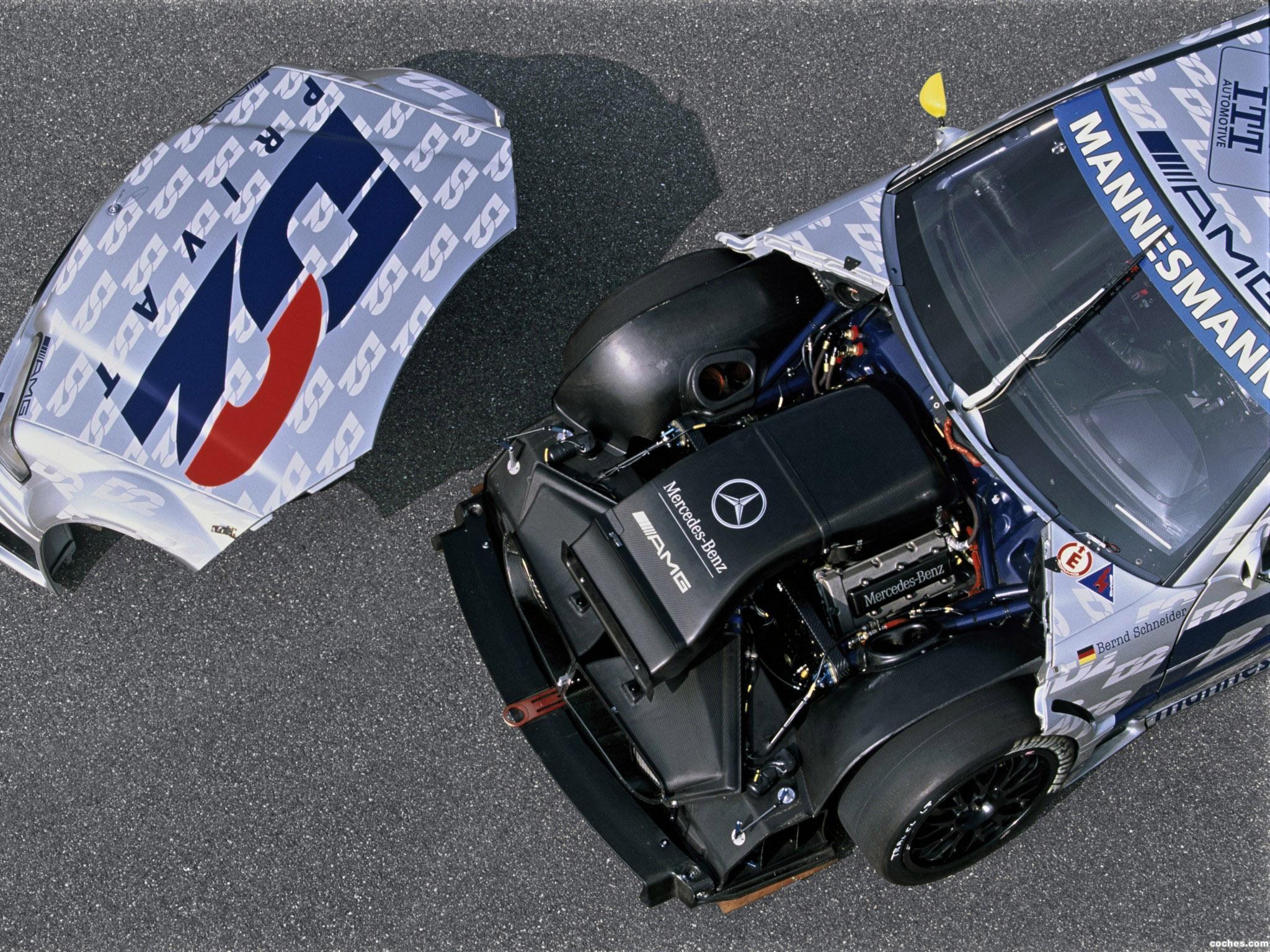 Foto 12 de Mercedes Clase C DTM W202 1994