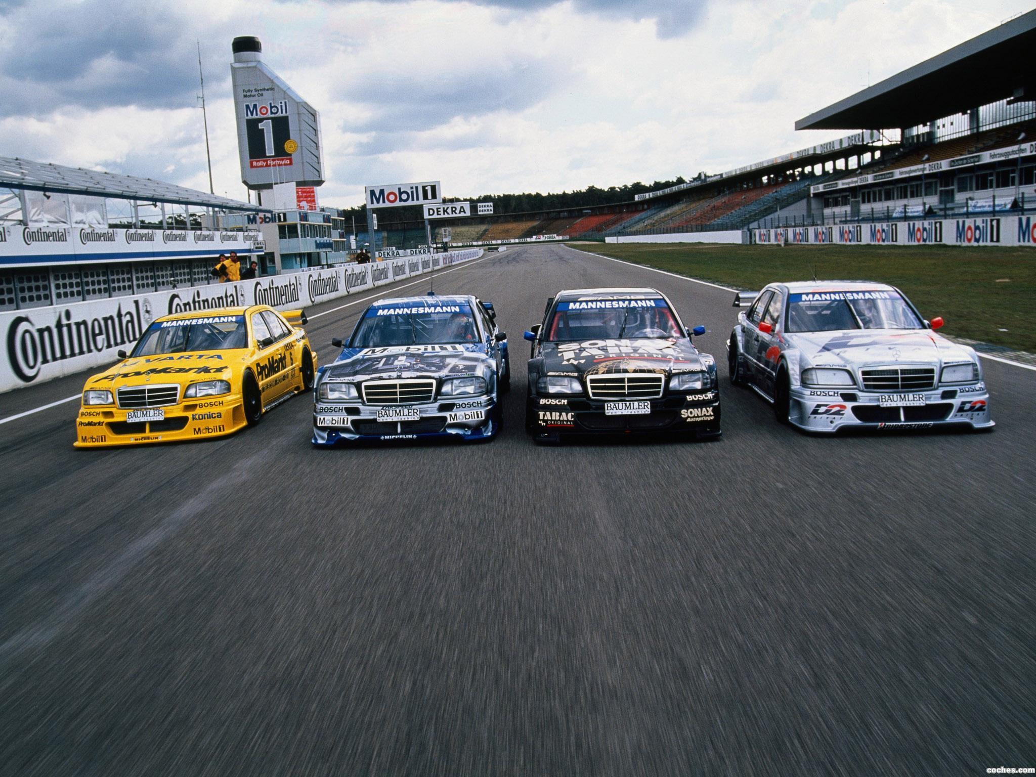 Foto 11 de Mercedes Clase C DTM W202 1994