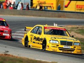 Ver foto 5 de Mercedes Clase C DTM W202 1994